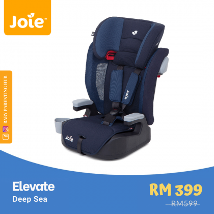 Joie Elevate Deep Sea 9 to 36kg | 1 to 12 years old