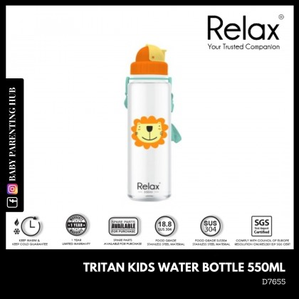 Relax 2set Kids Water Bottle Replacement Straw
