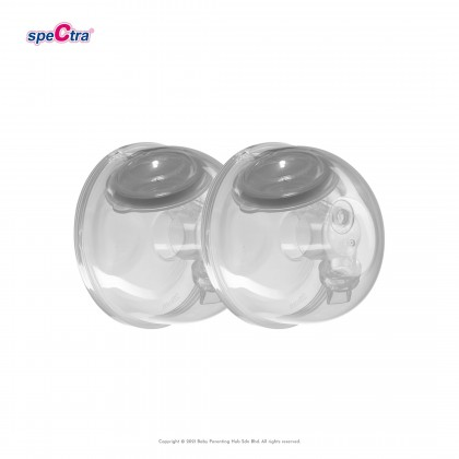 Spectra Handsfree Cup Milk Collection Cup Set 28mm