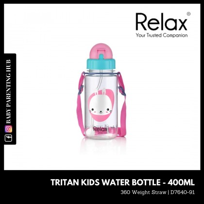 Relax 2sets Kids Water Bottle 360 Weight Replacement Straw