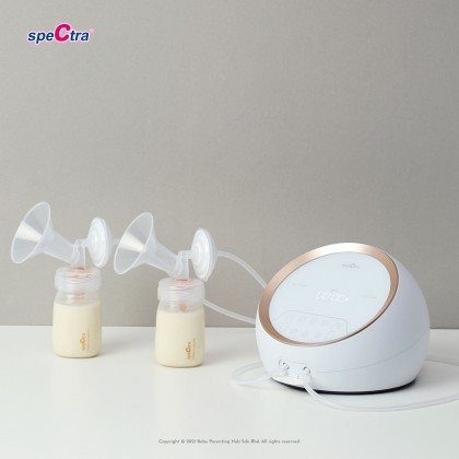 Spectra Dual S Double Electric Breast Pump
